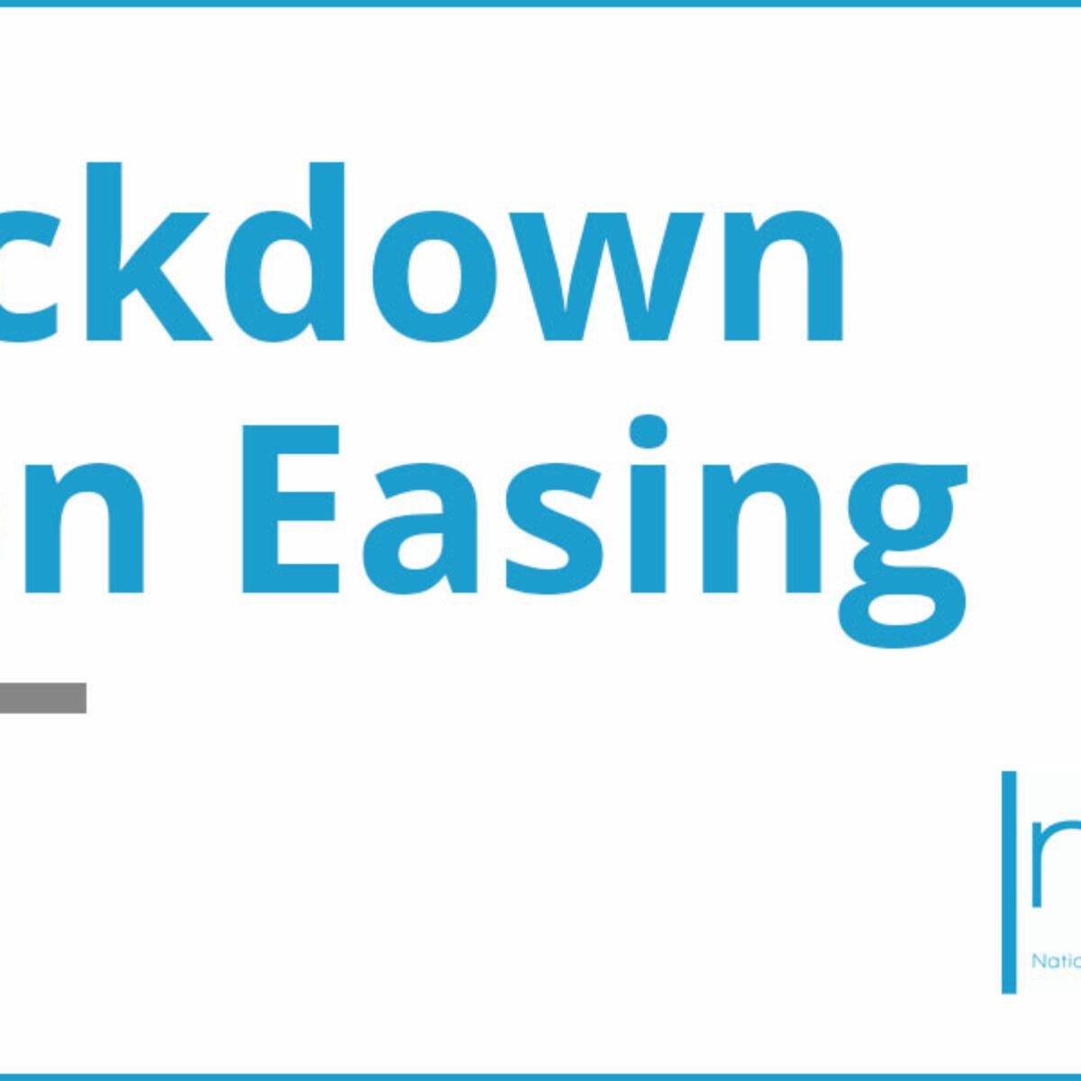 Lockdown non easing