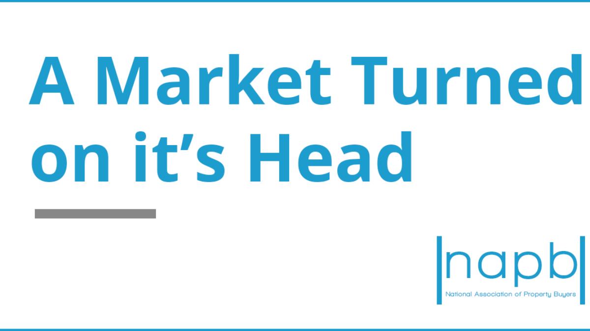 A market turned it's head